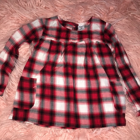 Carter's Other - Babygirl long sleeve top - 3t